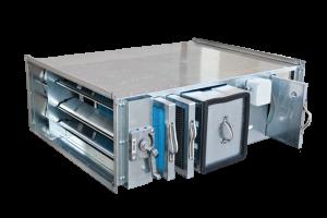 Duct Type Shelter Ventilation Unit